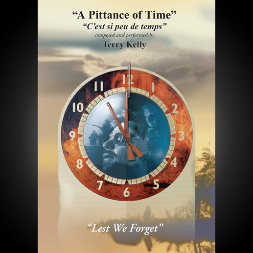 A Pittance of Time DVD cover